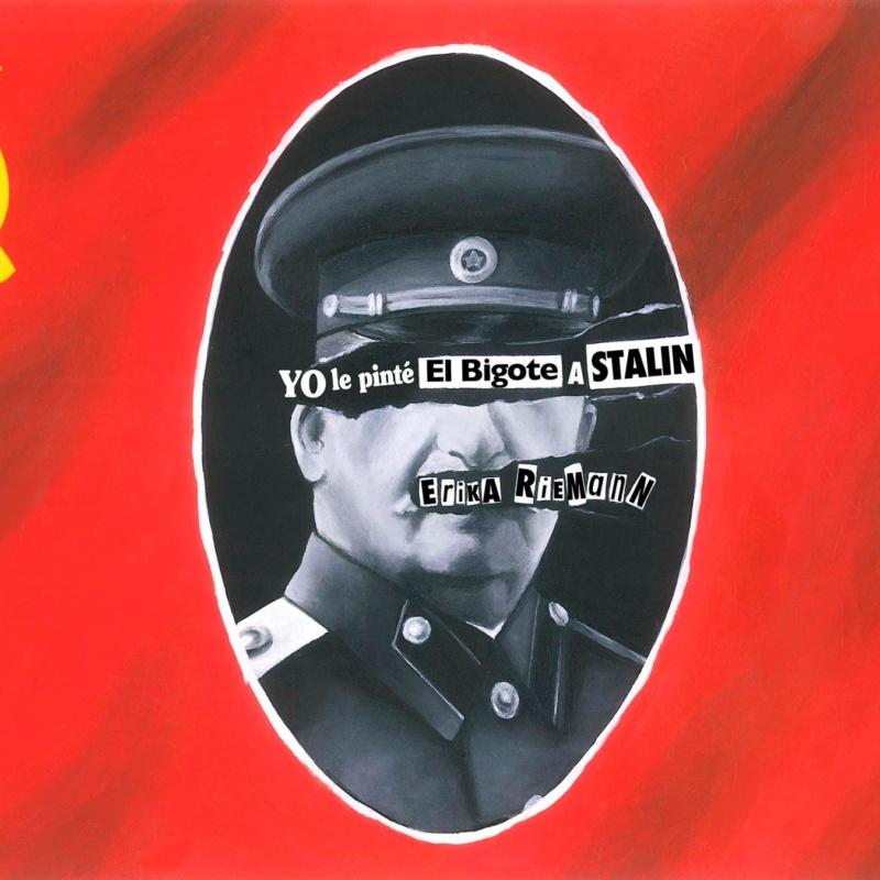 Yo le pinté el bigote a Stalin, Erika Riemann