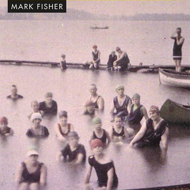 Lo raro y lo espeluznante, Mark Fisher