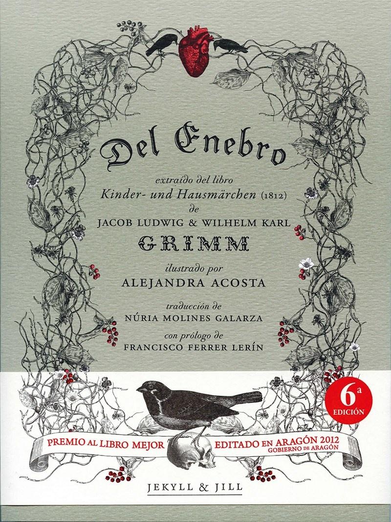 Del enebro, Jacob y Wilhelm Grimm