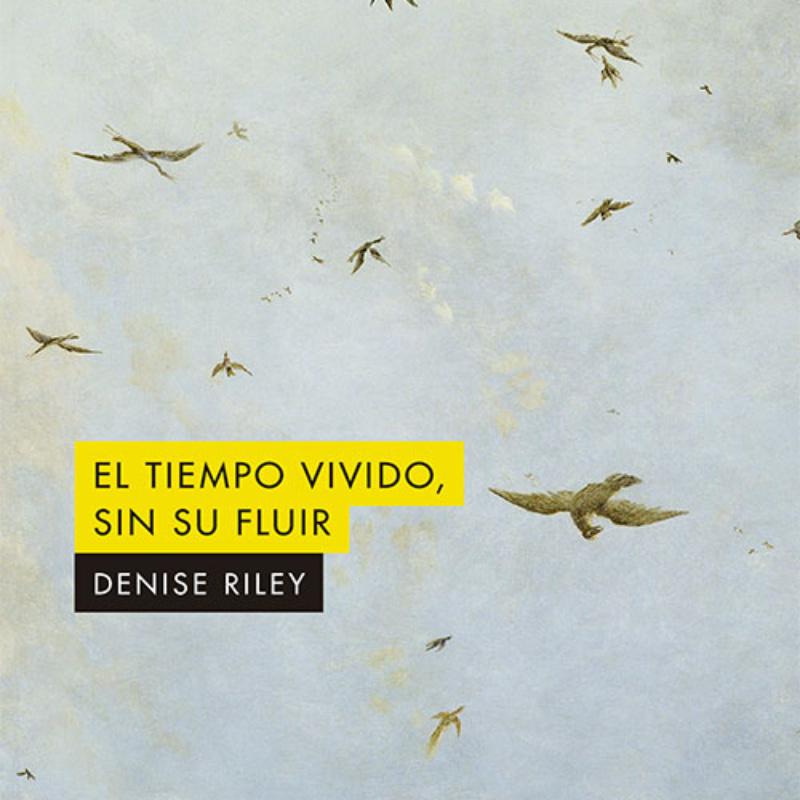 El tiempo vivido, sin su fluir, Denise Riley
